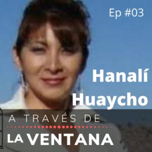 Hanalí Huaycho #003