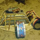 Danza Qina Qina (Quena quena) en la zona La Portada (La Paz)