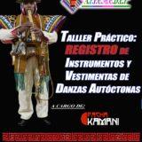 Registro de patrimonio cultural inmaterial con comunidades Aymaras de La Paz.